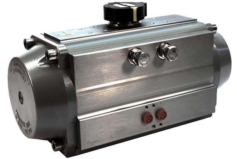 Alpha-Pompe-attuatore-pneumatico-alluminio-regolazione-esterna-RE126