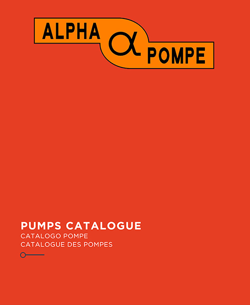 Alpha Pompe | Catalogue pumps