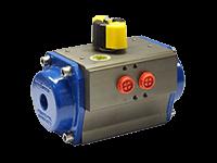 attuatori pneumatici rotanti alphapompe